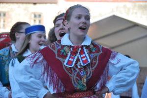 Suvised folkloorisündmused üle Eesti