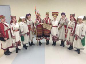 Tule ja kuula traditsioonilisi ersa ja mokša laule